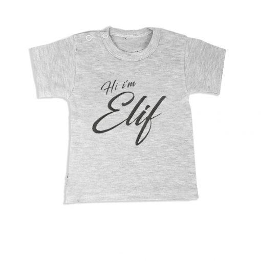 Shirt met naam