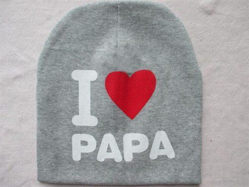 Babymuts - I love papa