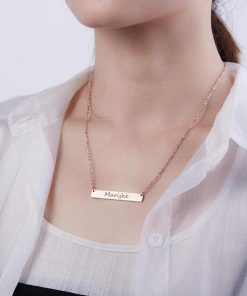 Bar naamketting