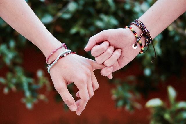 vriendschap armbandje