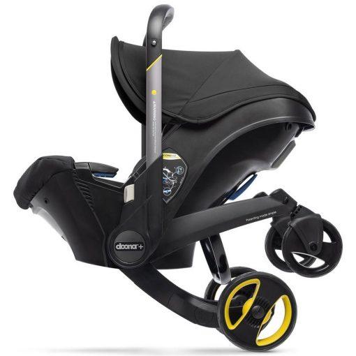 Doona baby autostoel zwart